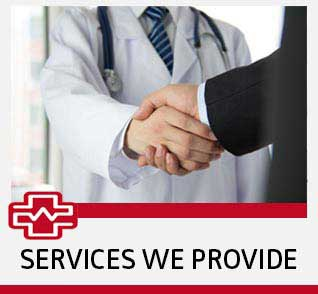 health services we provide